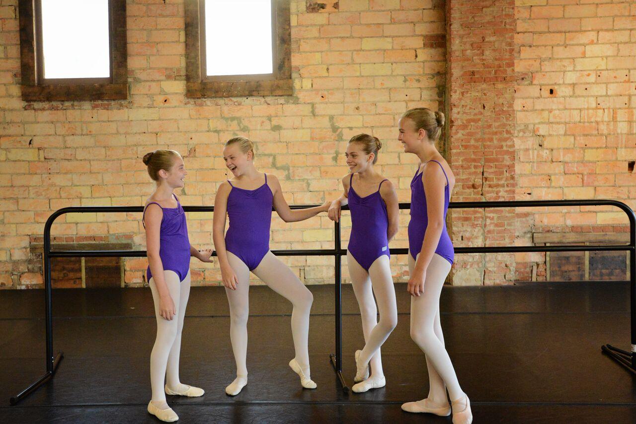 Open Classes Mankato Ballet Company