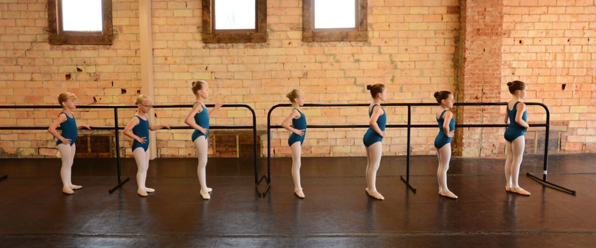 Ballet 1A 1