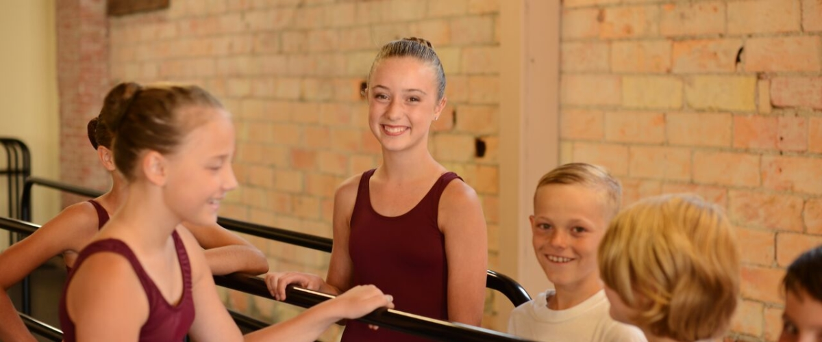 Ballet 2B 9