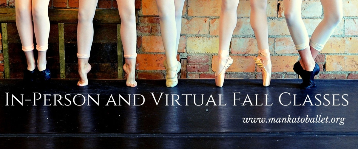 In-Person and Virtual Fall Classes